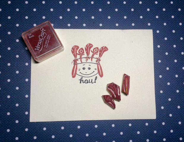 hau stamp 1