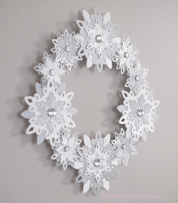 snowflakes on etsy